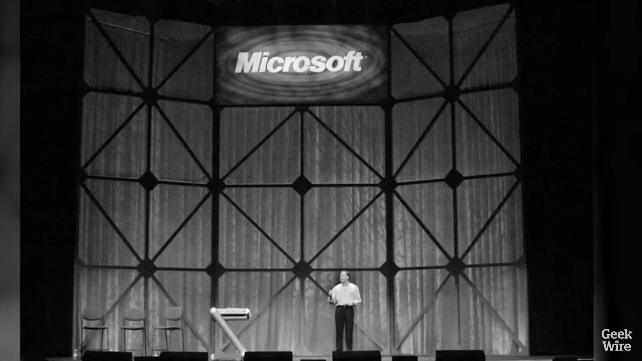 Kevin Johnson at Microsoft