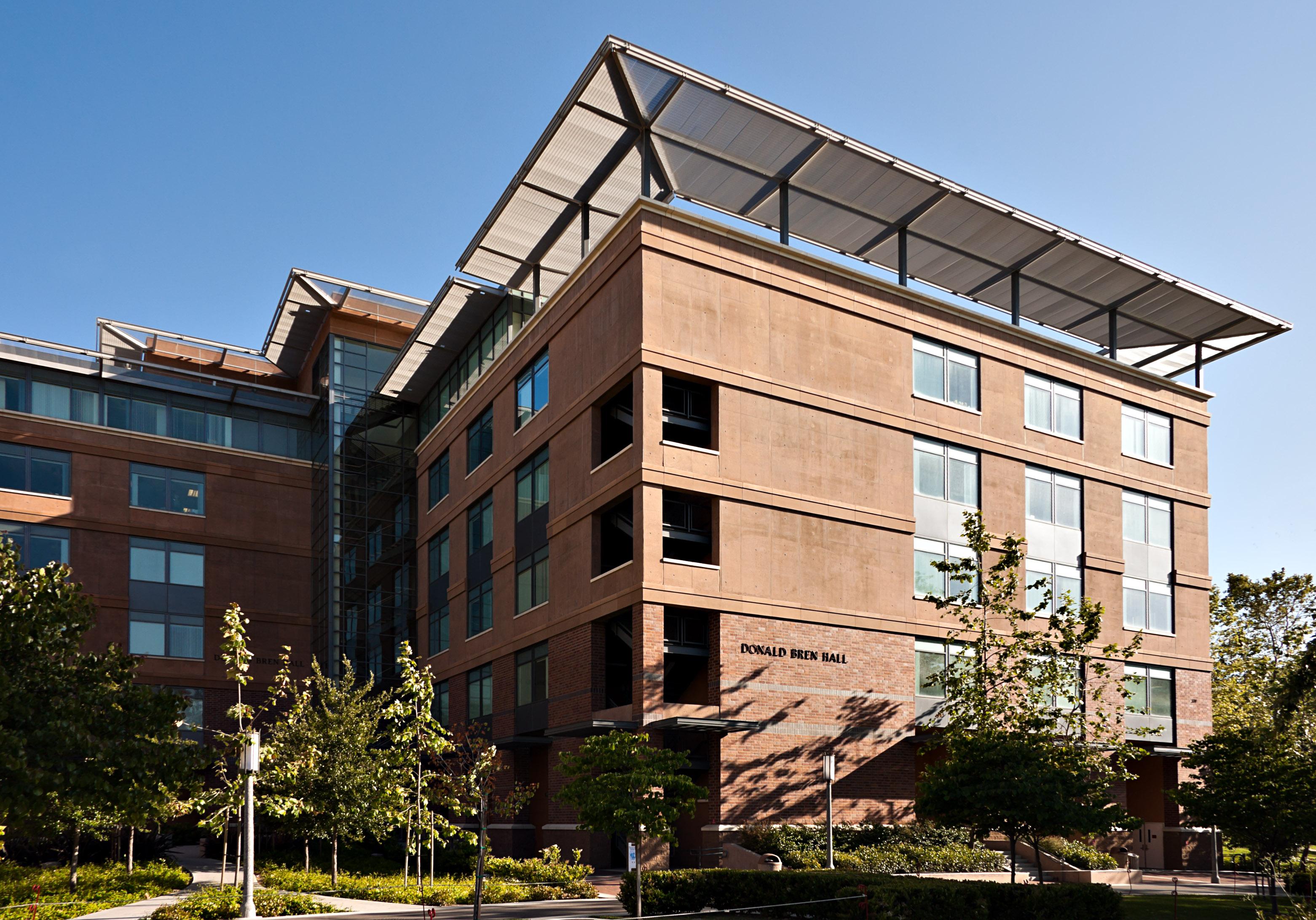 Donald Bren School of Information and Cumputer Sciences, UC Irvine