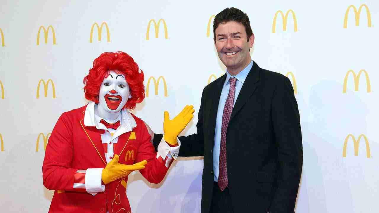 Easterbrook and Ronald McDonald