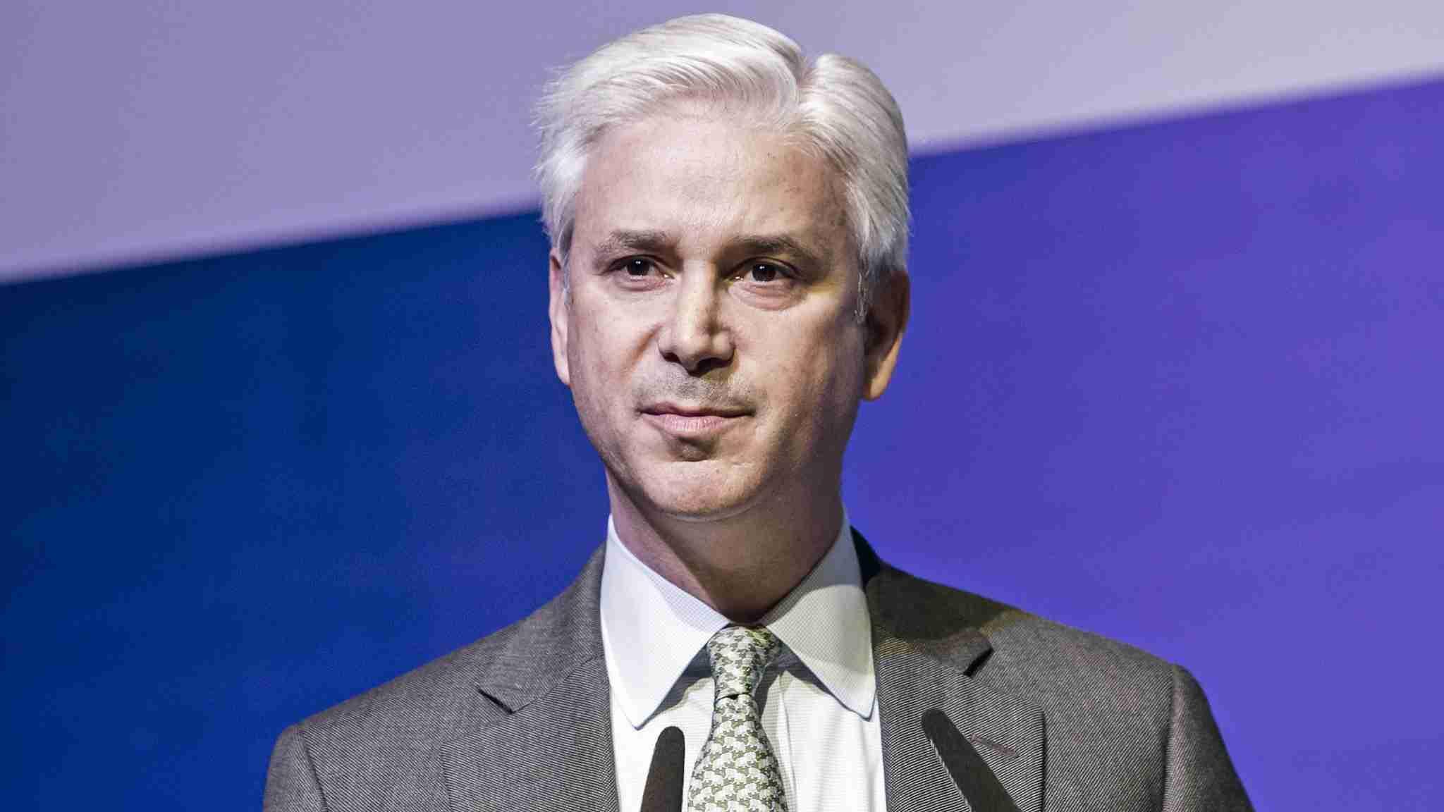 Wells Fargo CEO Charles Scharf