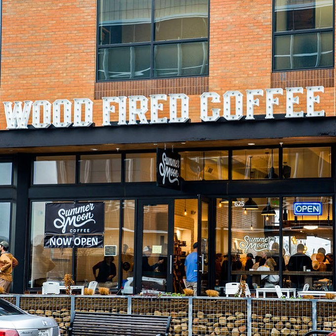 fort worth coffee shops