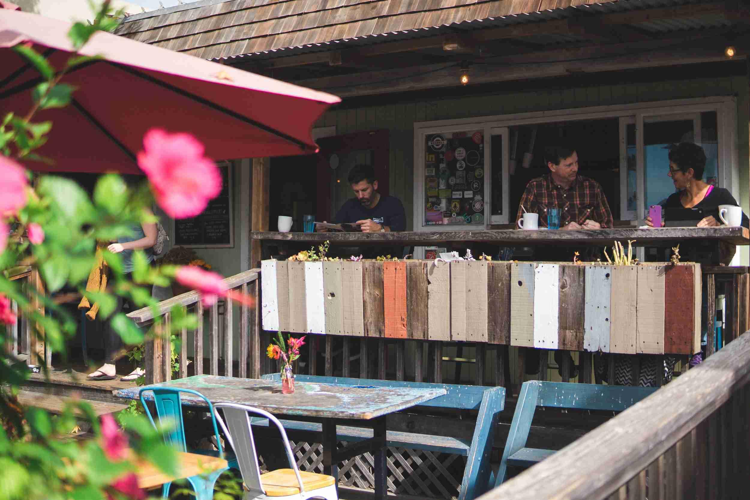La Jolla Coffee Shops