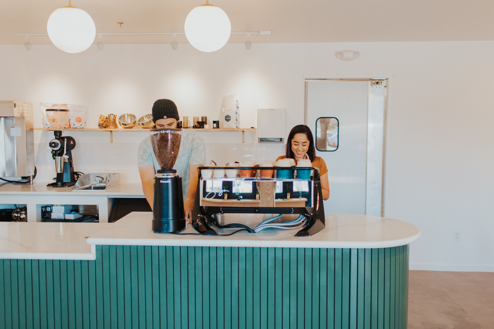 oceanside coffee shops