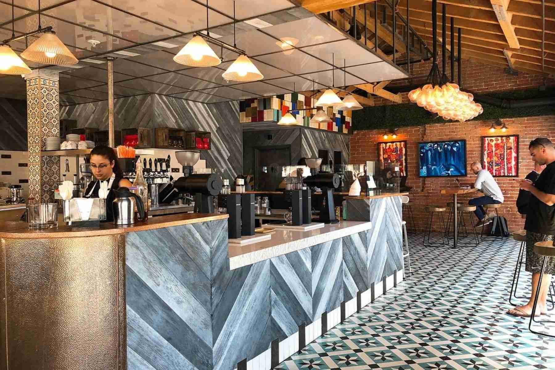 fullerton coffee shops