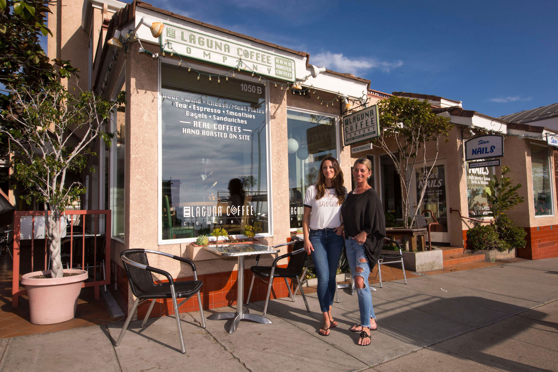 laguna beach coffee shops