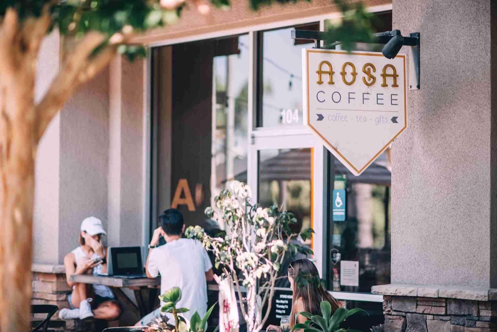 Huntington Beach coffee shops