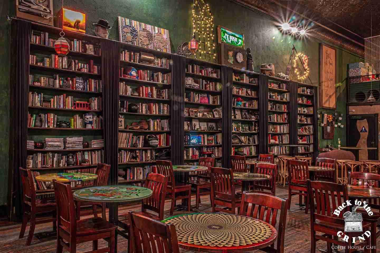 riverside coffee shops