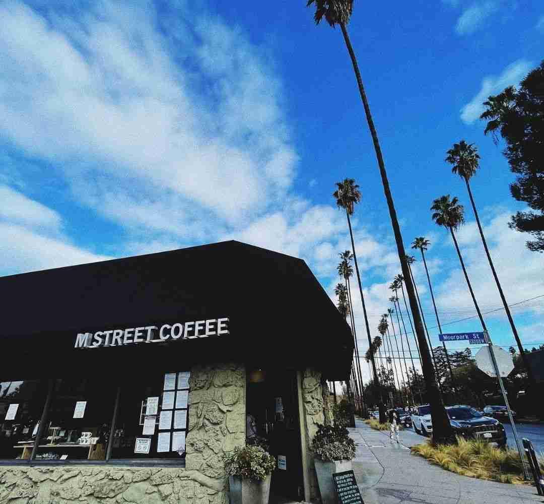 sherman oaks coffee shops