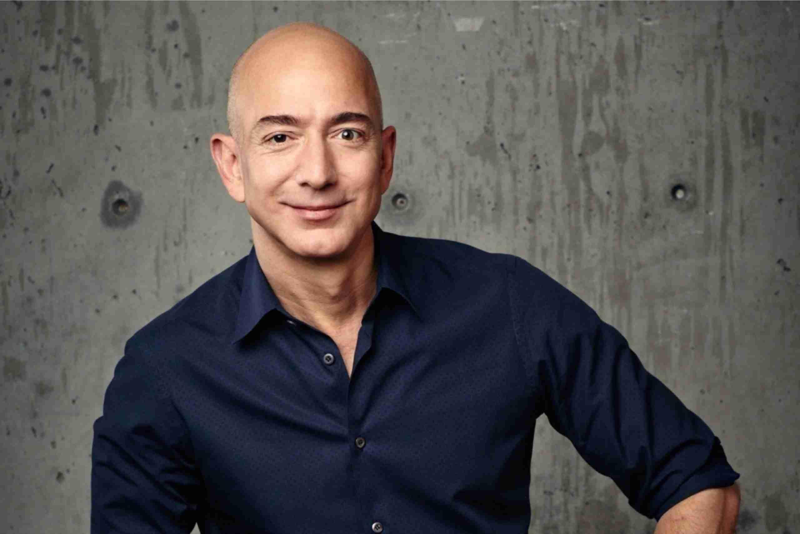 Jeff Bezos books