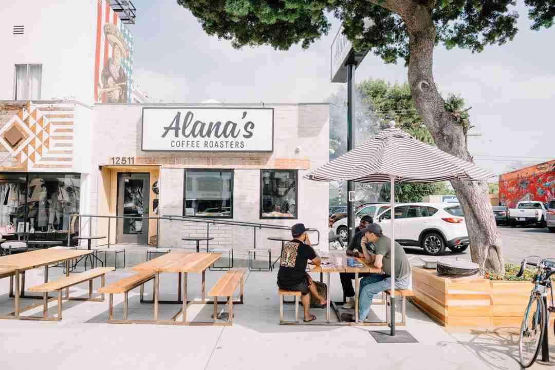 hollywood coffee shops